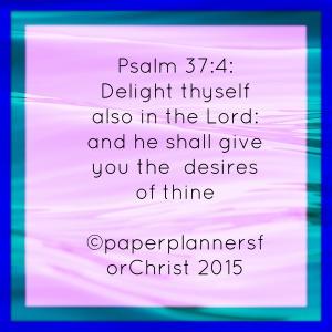 Psalm 37 4