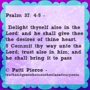 Psalm 37 4 5