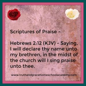 praise-hebrews-2-12