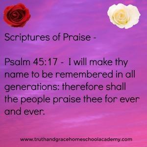 praise-psalm-45-17