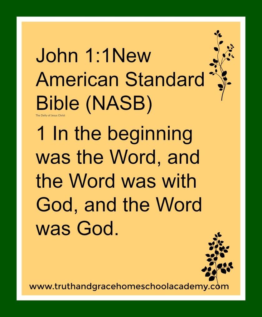 John 1 1