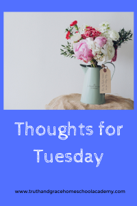 Thoughts for Tuesday1