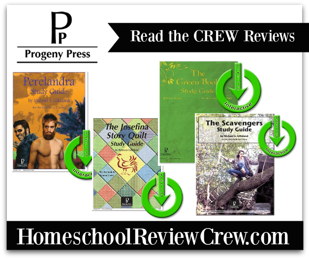 Progeny-Press-Study-Guide-Reviews
