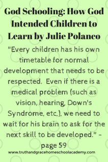 God Schooling_ How God Intended Children to Learn by Julie Polanco (1)
