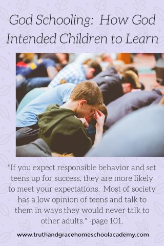 God Schooling_ How God Intended Children to Learn(1)