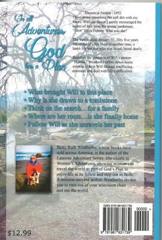 Back Cover The Girl on the Tombstone 001