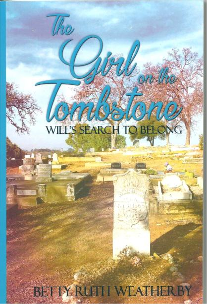 Cover The Girl on the Tombstone 001