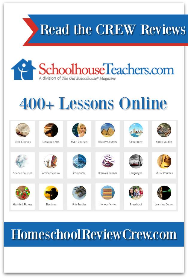 SchoolhouseTeachers.com-Online-Lesson-Reviews