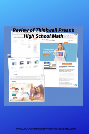 Thinkwell Press Review