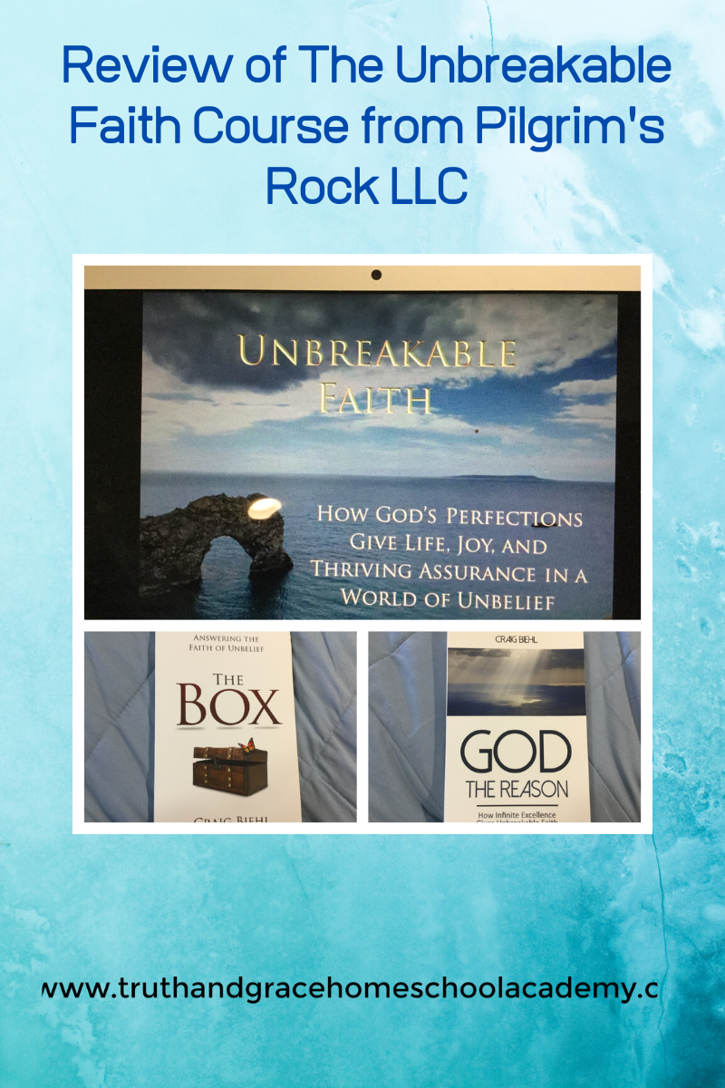 Review of The Unbreakable Faith Course