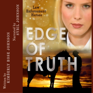 Edge of Truth audio cover