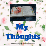 My Thoughts 2
