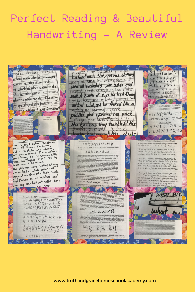 Perfect Reading & Beautiful Handwriting - A Review-2