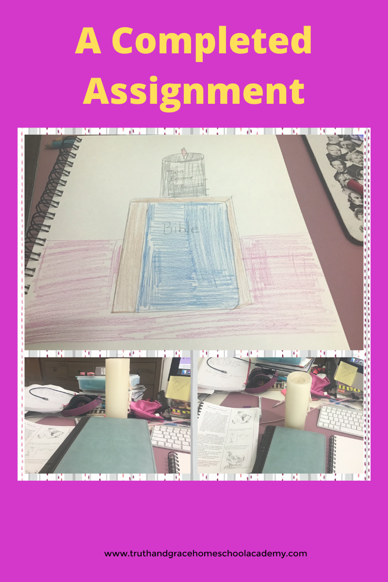 A Completed Assignment